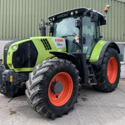 Claas 650 ARION