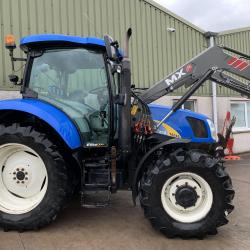 New Holland T6040 Elite