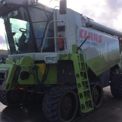 Claas Lesion 480 Evolution